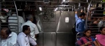 trein mumbai